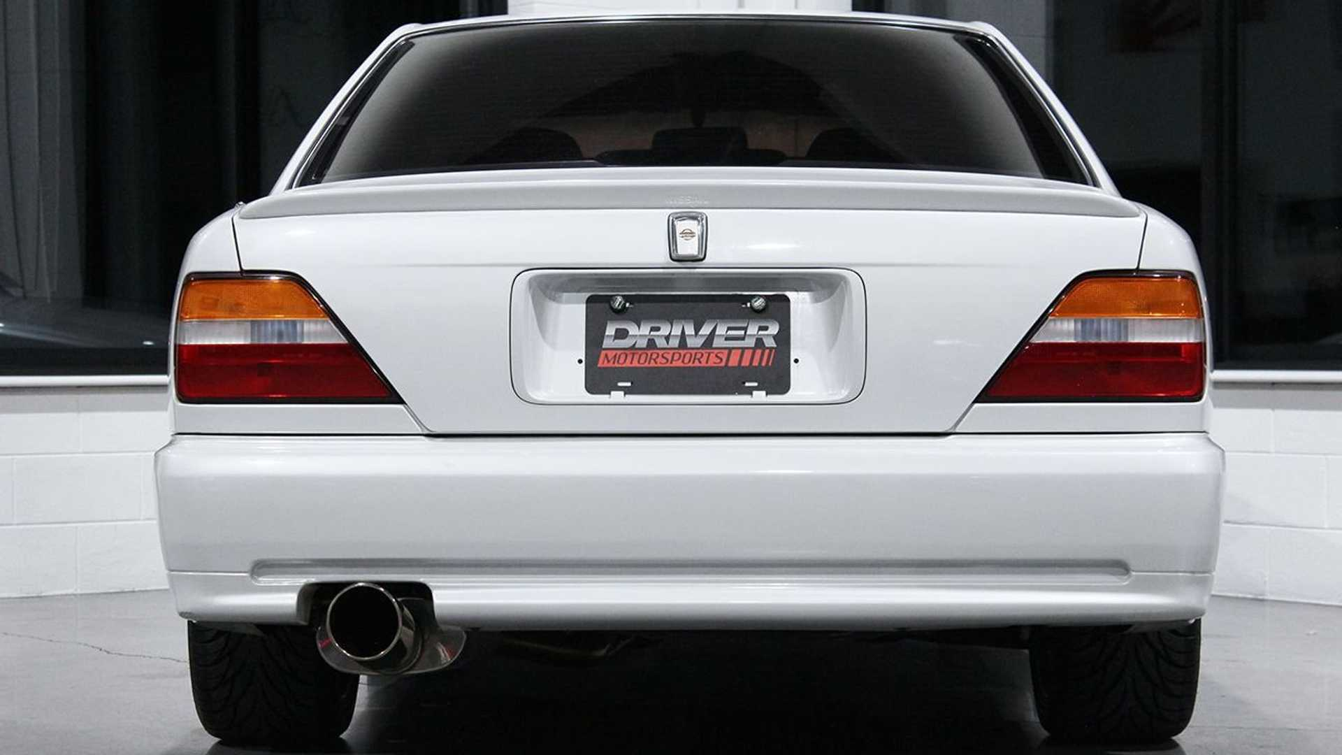 "[""Celebrate JDM Glory In A 1994 Nissan Gloria Gran Turismo""]"