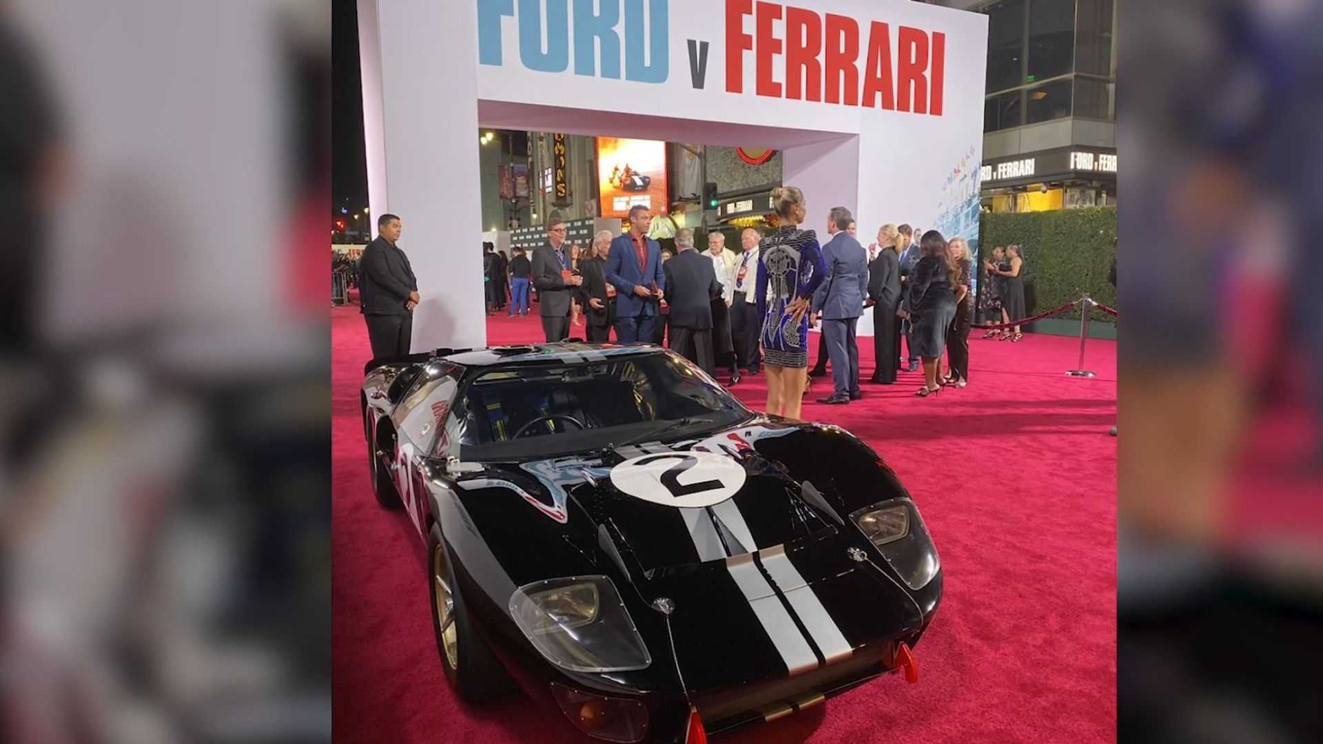 "[""VIDEO: 1966 Ford GT40 Mk. II P/1046 Won Le Mans For Ford, and America""]"