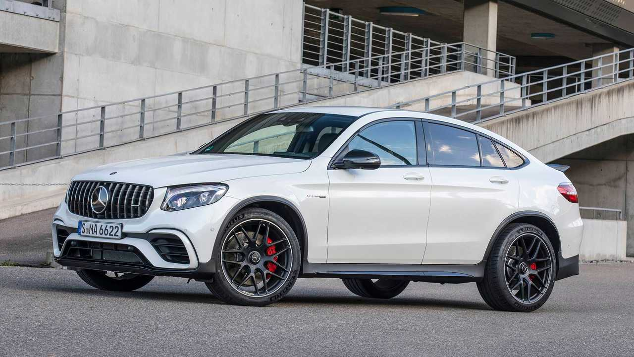No. 2 Worst: 2019 Mercedes-AMG GLC 63 Coupe