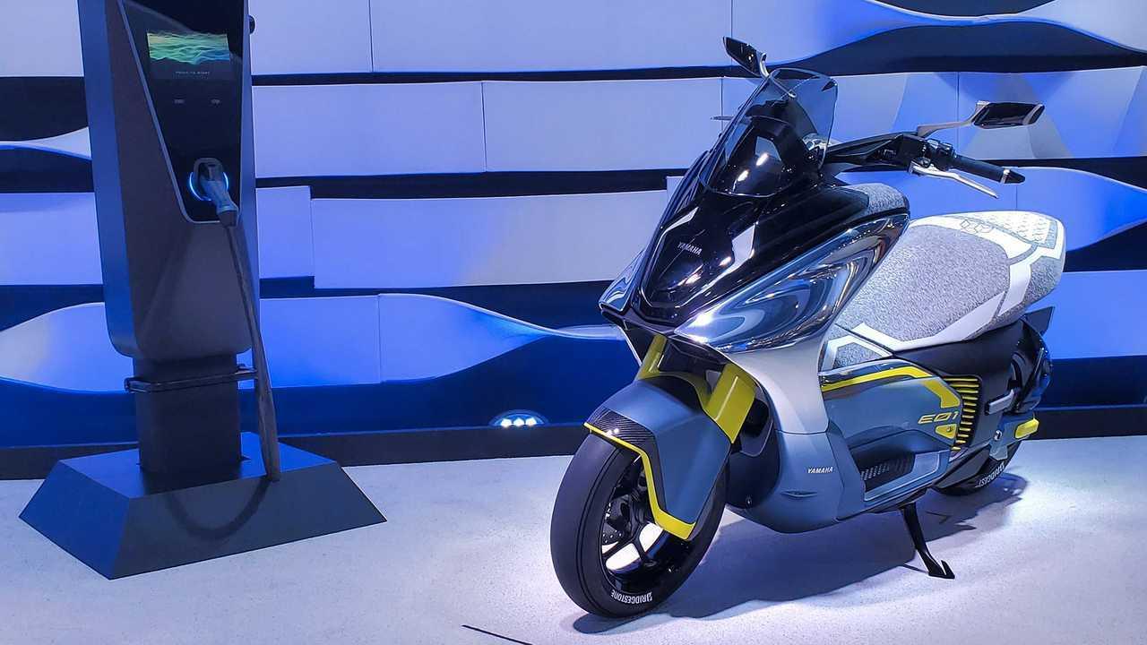 Yamaha E01 And E02 Concepts