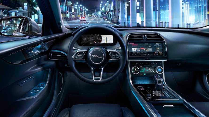 Jaguar Land Rover, aggiornamenti online per l'infotainment
