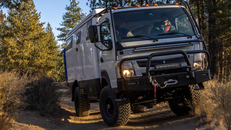 EarthCruiser Unveils New EXP, FX Expedition Vehicles With V8 Power