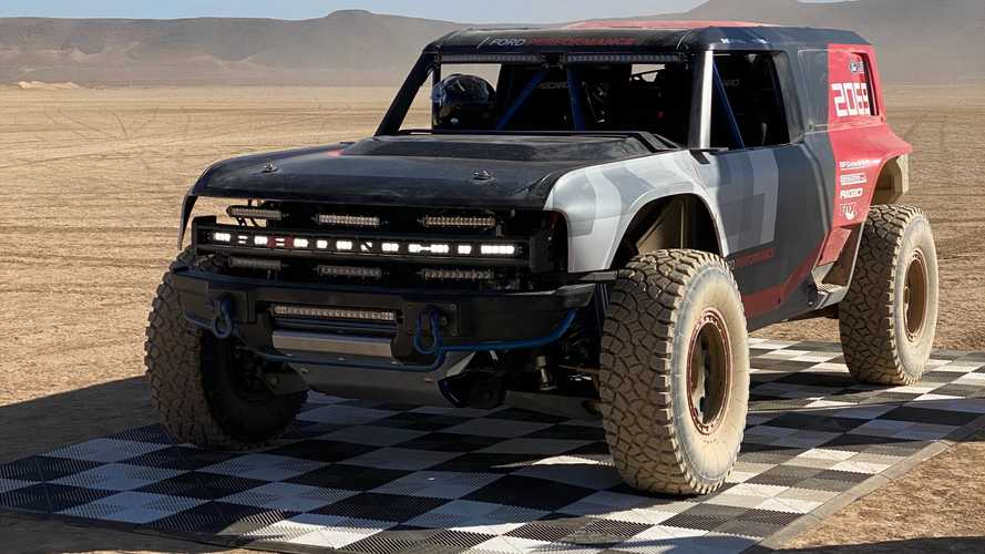 Ford Bronco Raptor All But Confirmed, And In An Odd Way