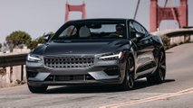 polestar 1 2020 coupe plug in hybrid