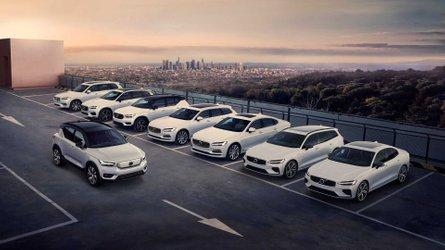 14.7% Of Global Volvo Sales In Q1 2020 Were Plug-Ins