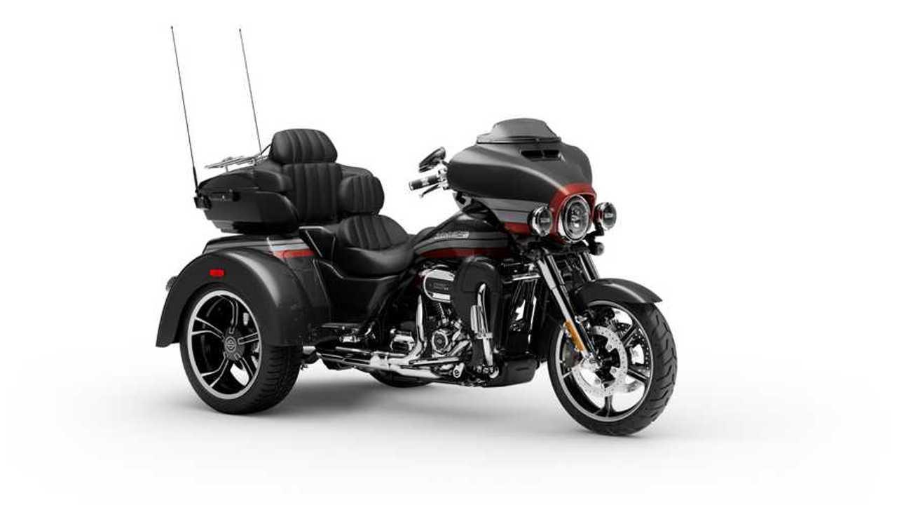 2020 Harley-Davidson CVO Tri Glide