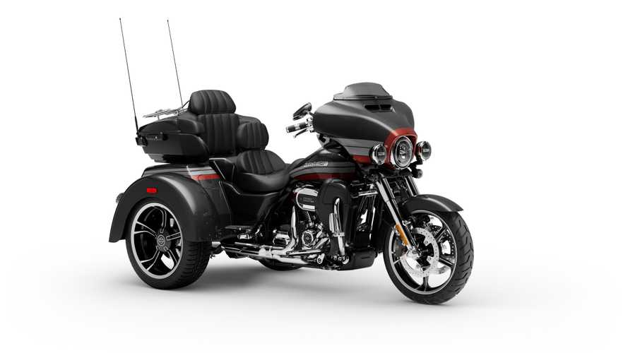 Recall: Rear Brakes On Harley Trikes Could Activate On Their Own