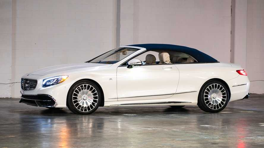 2017 Maybach S650 Cabriolet: A Drop Top With Elevated Luxury