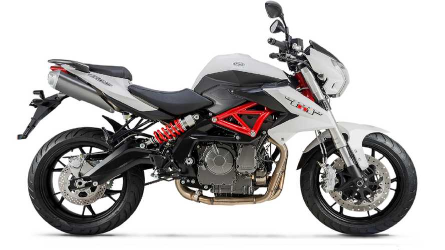 Which Of These Photos Shows The Real Benelli TNT 600?