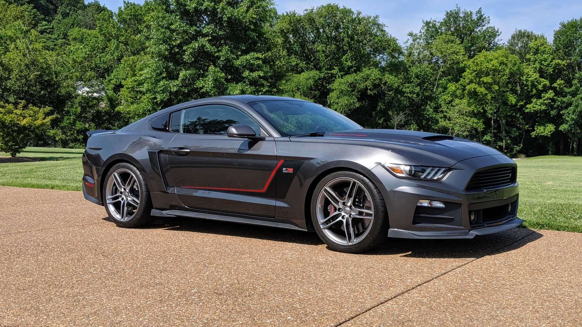"[""2016 Ford Mustang Roush Stage 3""]"
