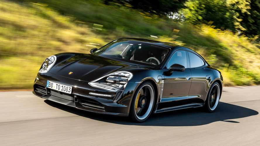 Porsche Taycan (2020) Technik-Workshop