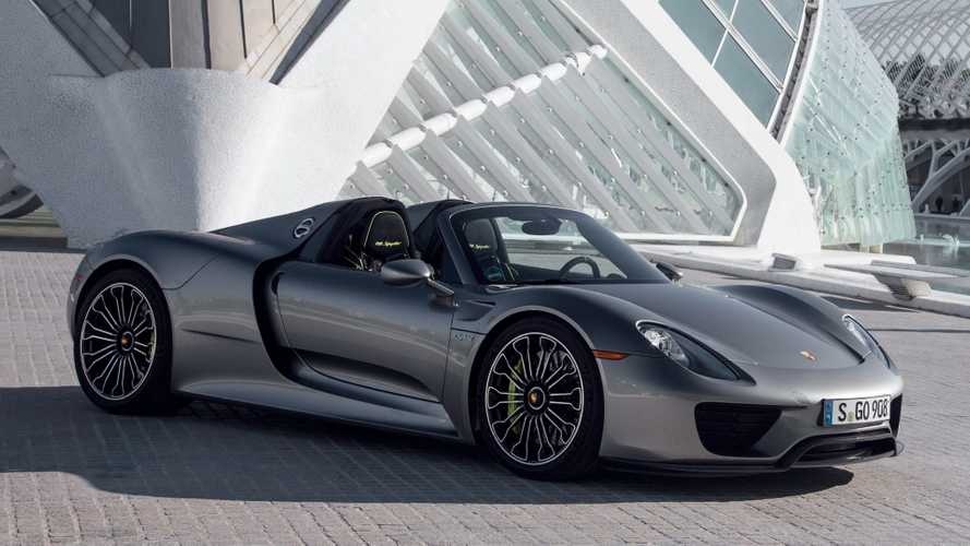 2015 Porsche 918 Spyder: Supercar Sunday