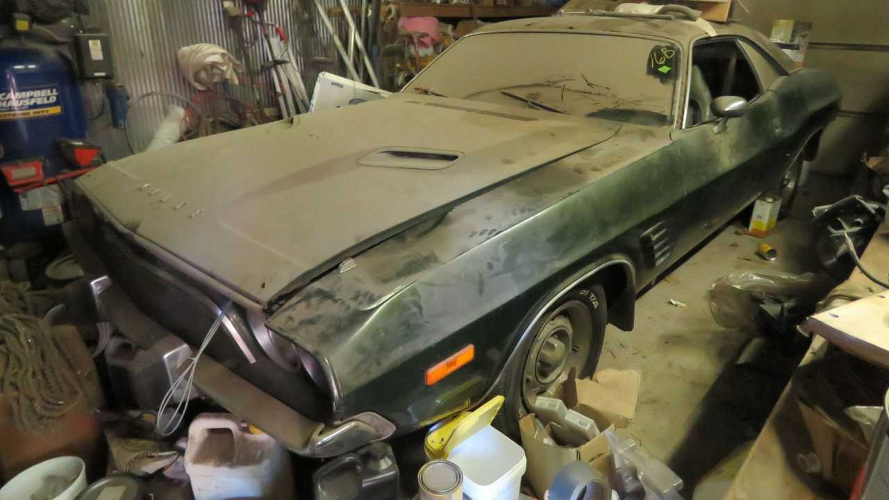 Muscle Car Collection Auction Is A Barn Find Bonanza