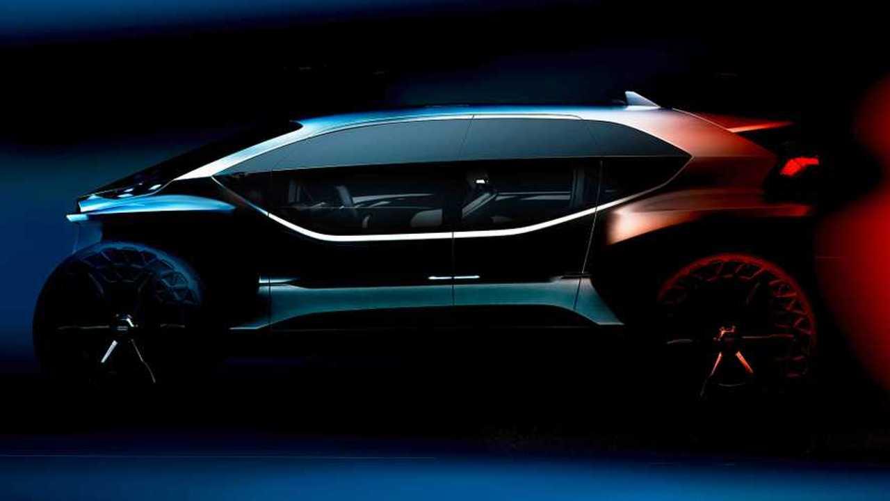 Audi AI:Trail Quattro Teaser