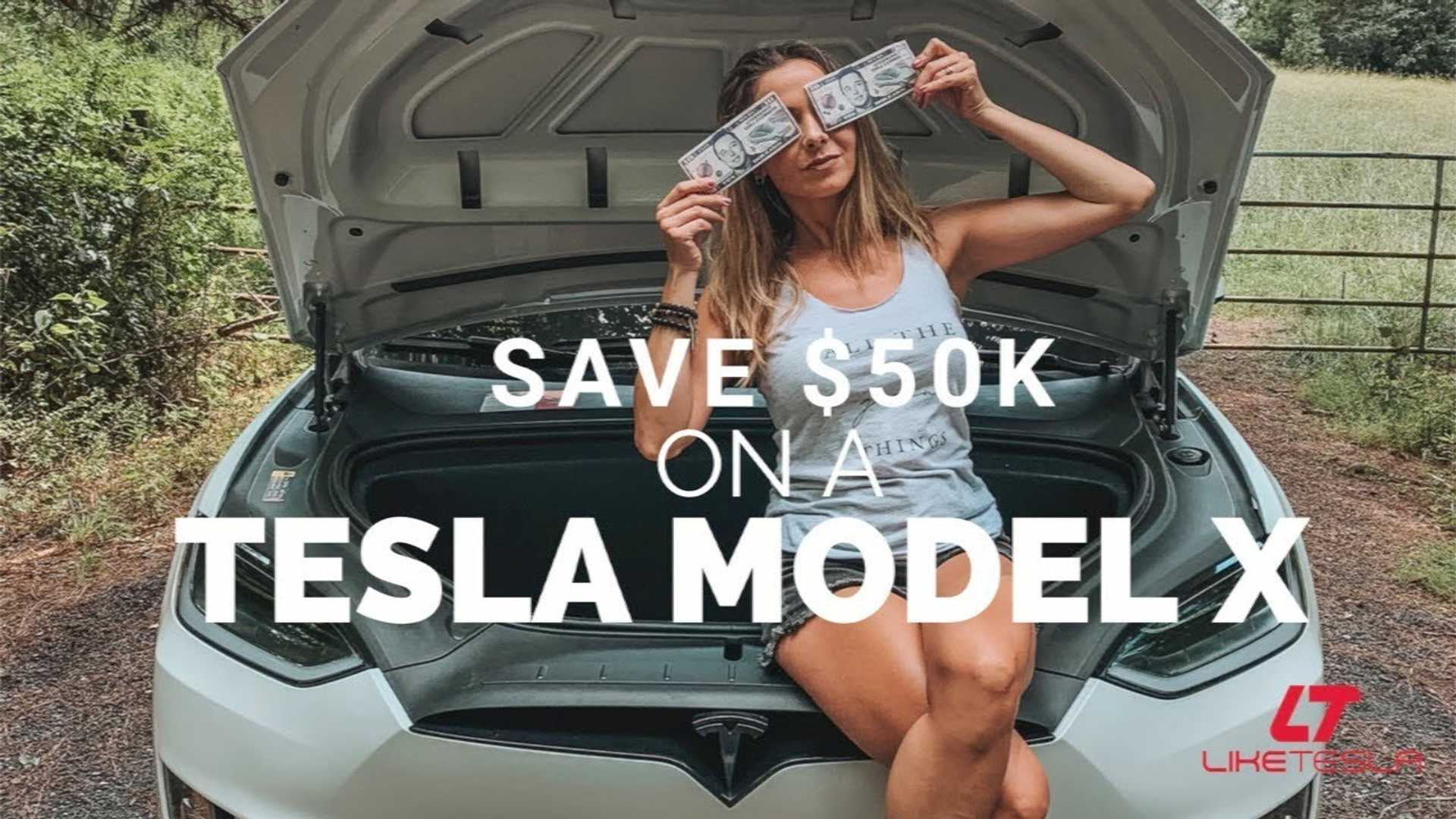 The Tesla Model X Is Actually $50K Cheaper Than You Think