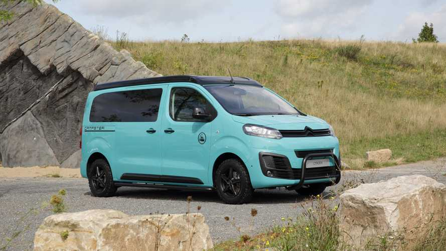 Citroën Pössl Campster Cult Musketier