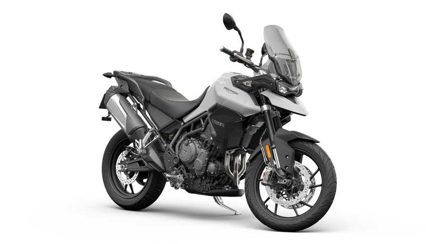 Recall: The New Triumph Tiger 900 Could Lose A Reflector