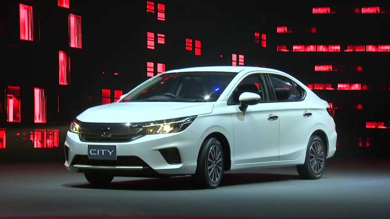 Honda City 2020 (Tailândia)