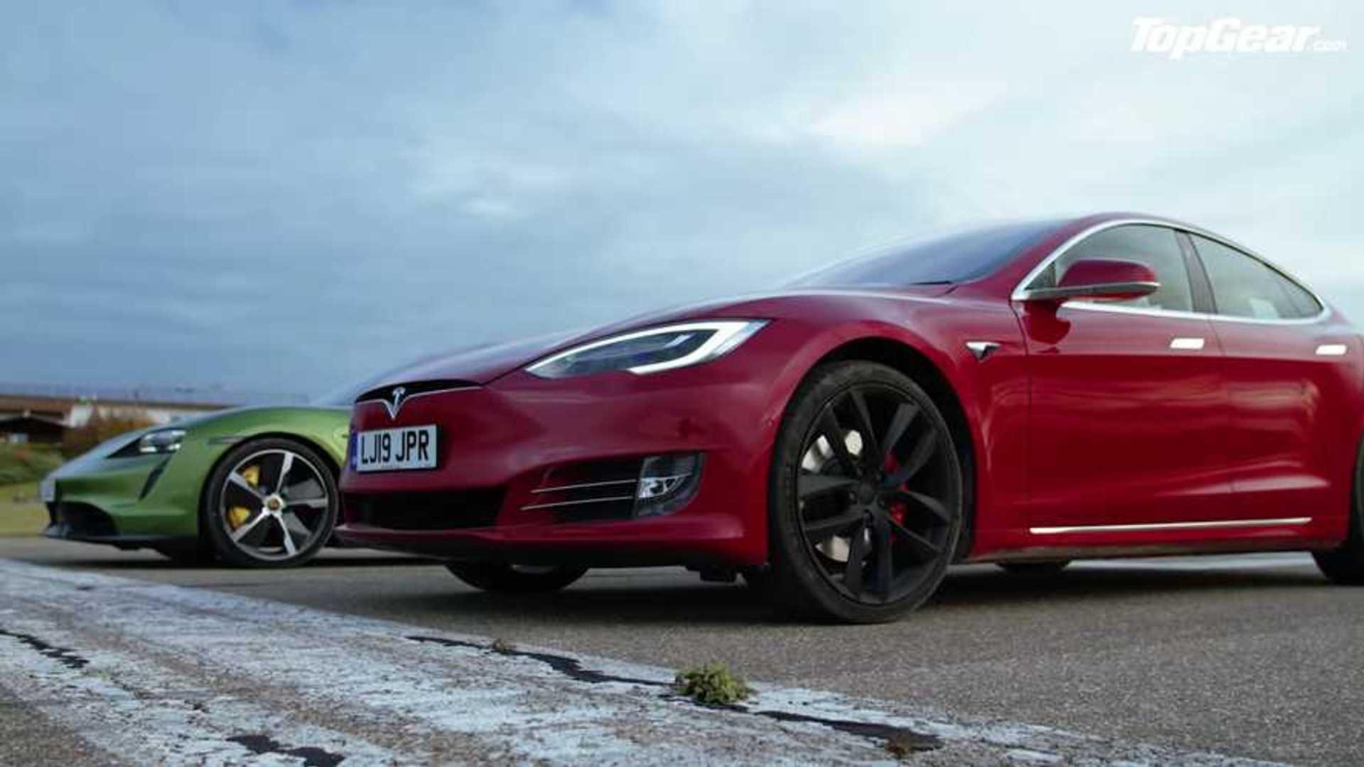 Egyre több Tesla-tulajdonos érdeklődik a Porsche Taycan iránt
