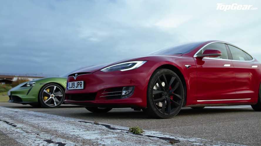 Beindult a csata a Top Gear és a Tesla között, Elon Musk is ringbe szállt