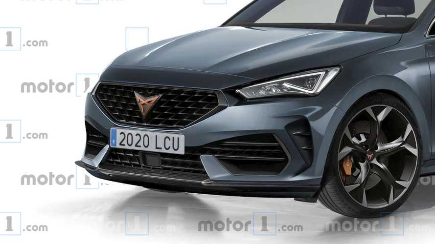La Cupra Leon arrive en version hybride rechargeable