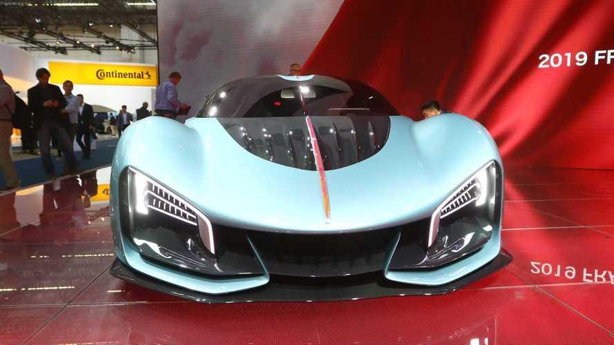 Hongqi S9, al Salone di Francoforte l'ibrida da 1.400 CV