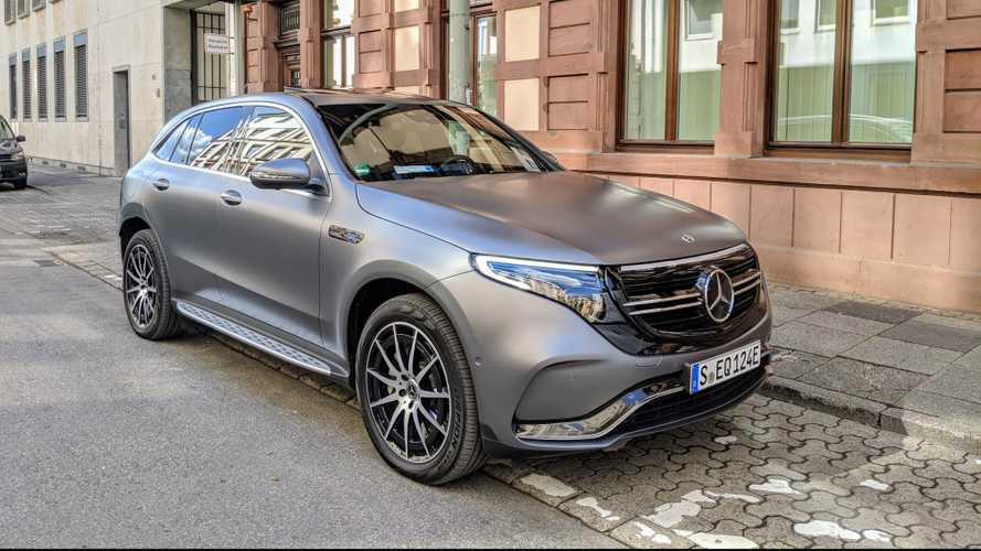 Mercedes-Benz EQC Encounters Its First Recall