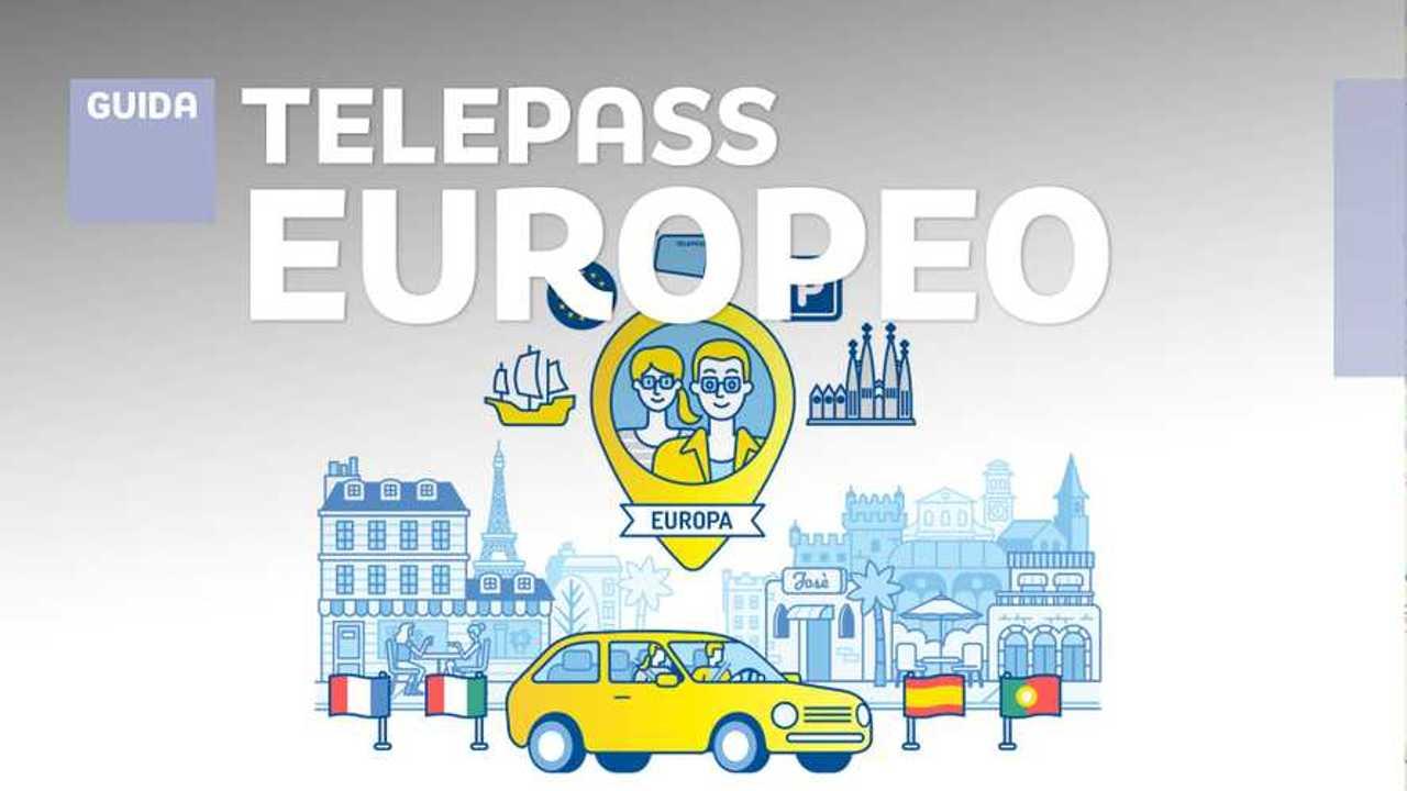 Copertina 2 Telepass Europeo