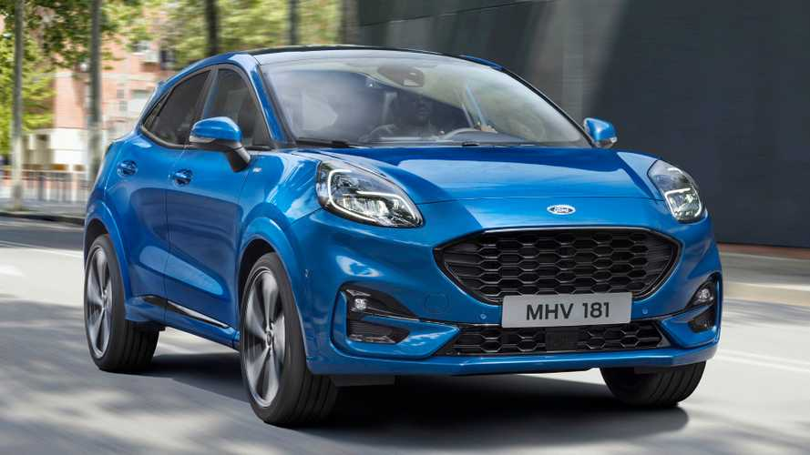 New Ford Puma to arrive next year with sub-£21k price tag