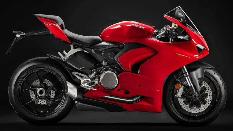 The All-New Ducati Panigale V2 Is Here And It's Adorable