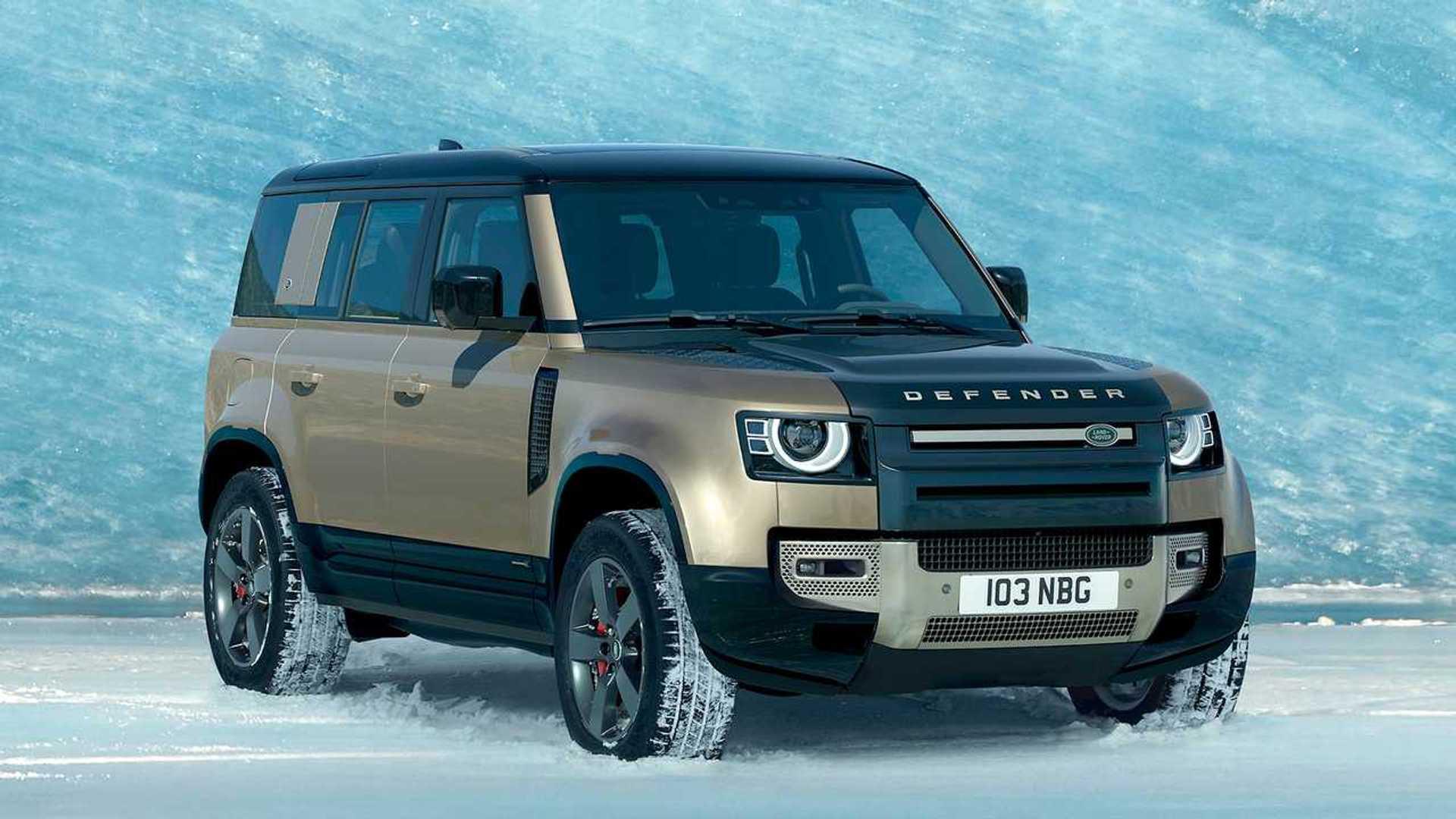 2020 Land Rover Defender Specs