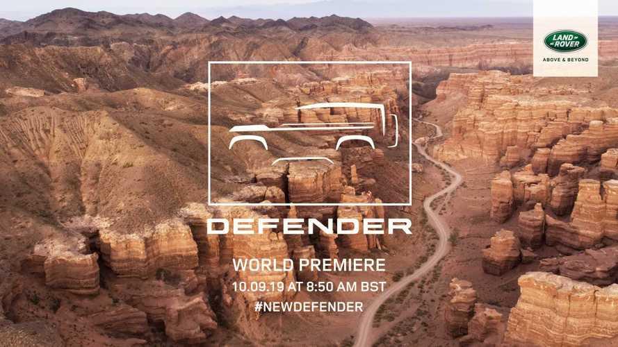 Neuer Land Rover Defender (2020): Sehen Sie sich die Enthüllung an