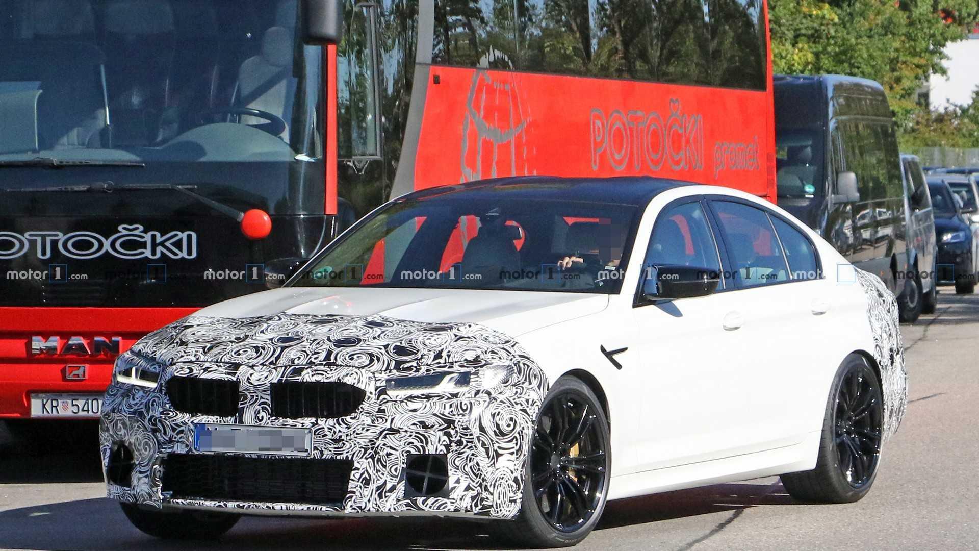 BMW Serie 5 (G30) LCI (2020) 66