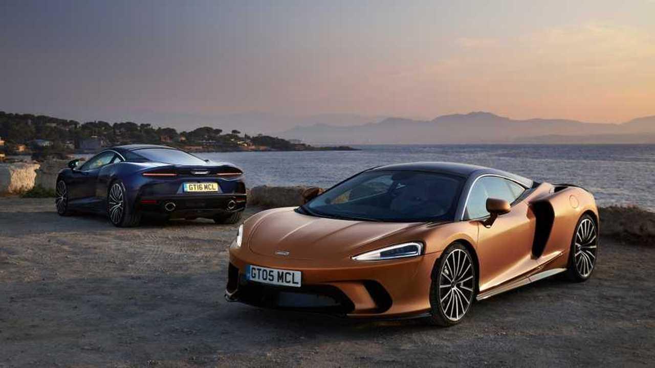 2020 McLaren GT: İlk Sürüş