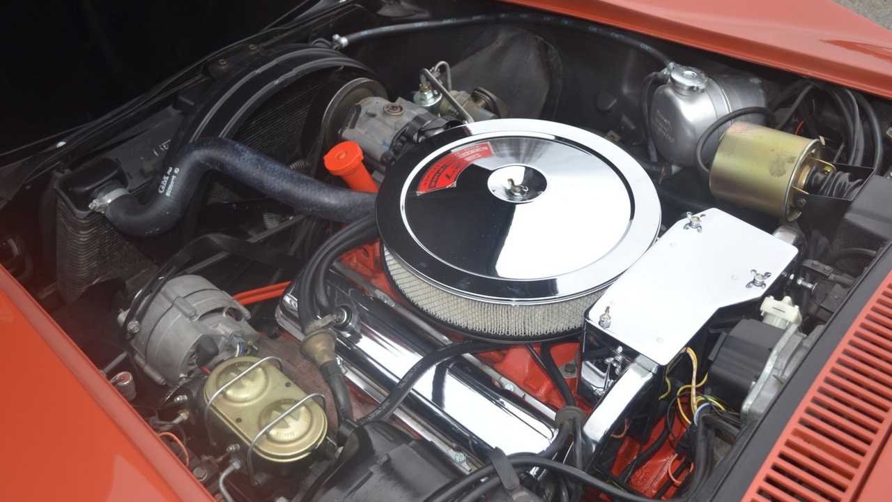 Repower Your Vintage Corvette