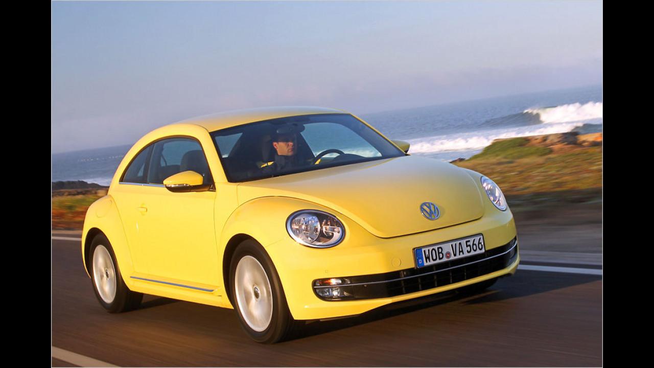 VW Beetle 2.0 TSI: 6,7 Sekunden