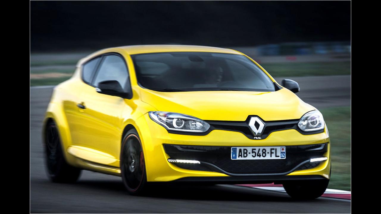 Renault im Mégane R.S.
