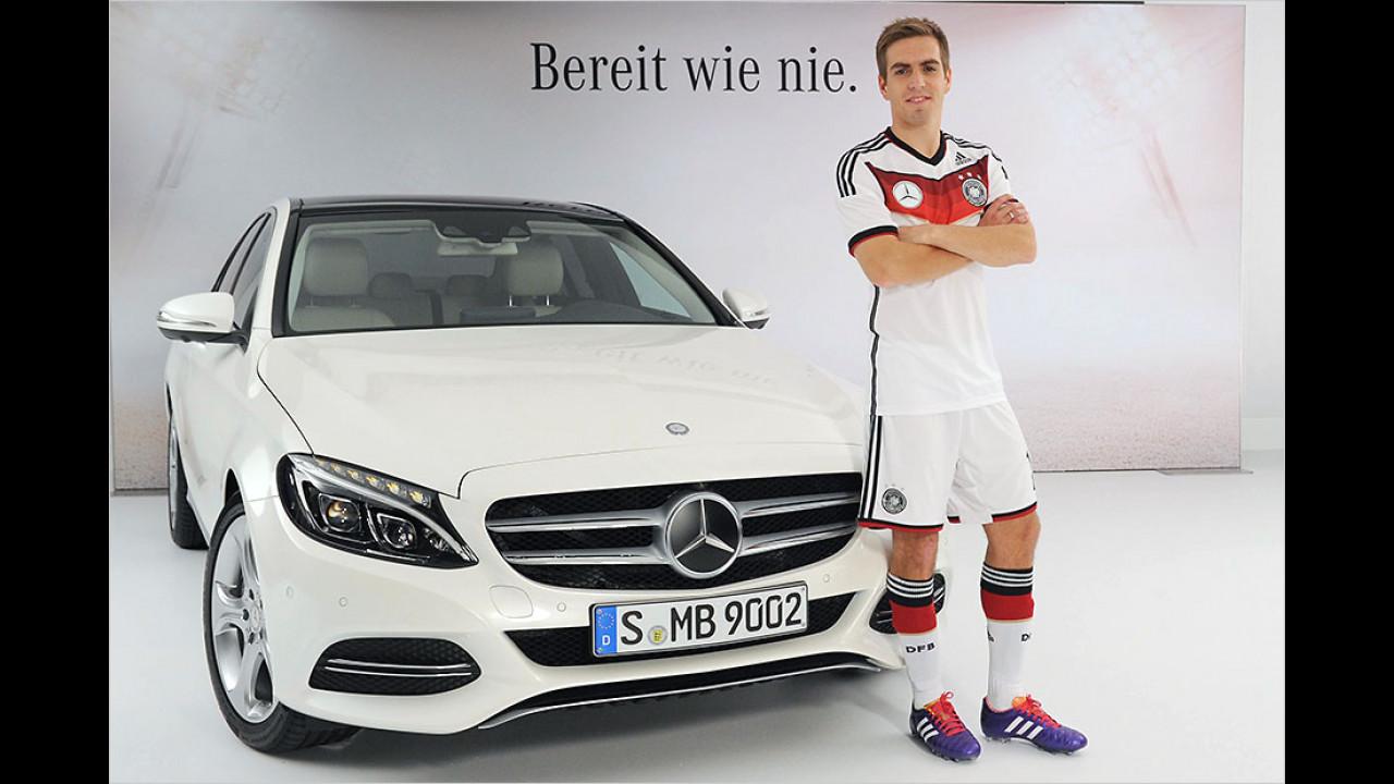 Philipp Lahm: Mercedes