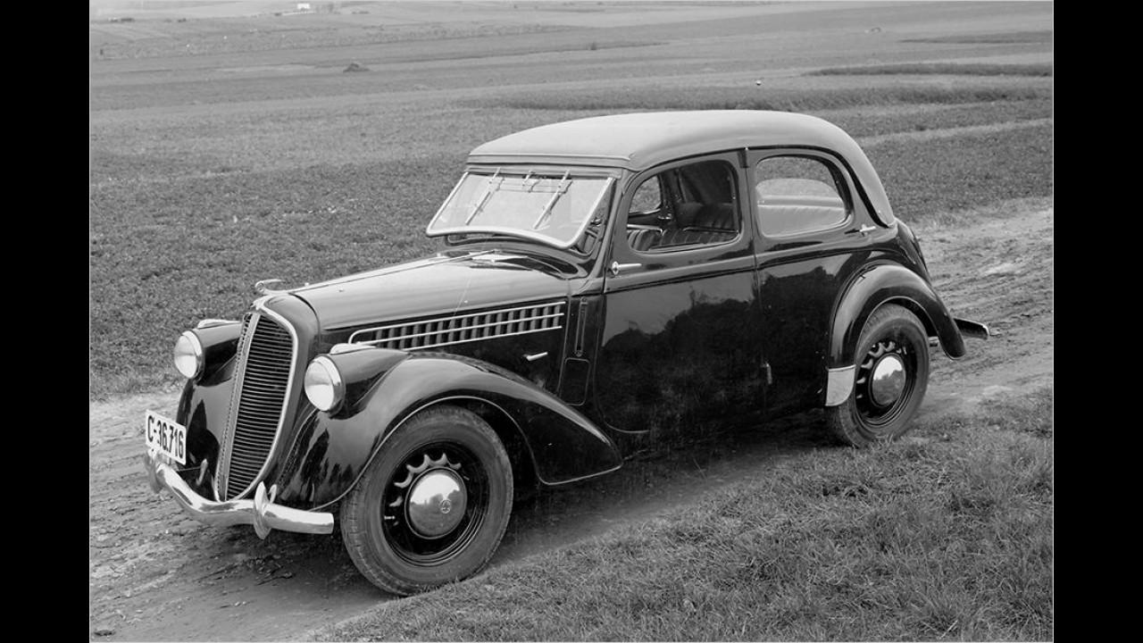 Skoda Rapid (1935)