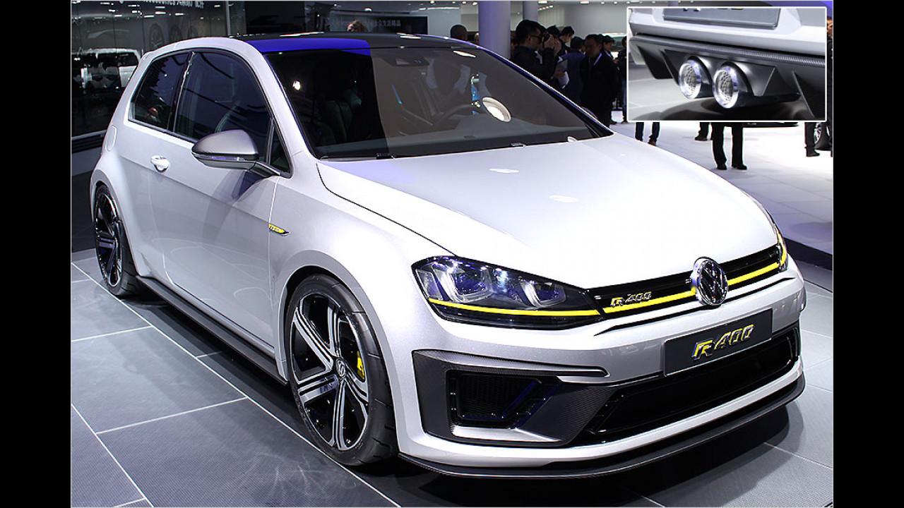 VW Golf R400