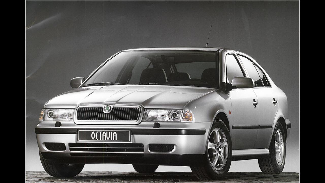 Skoda Octavia (1996)