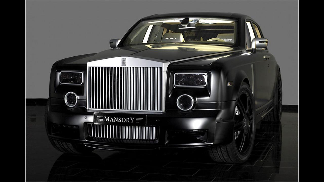 Mansory Rolls-Royce Phantom Conquistador (2007)