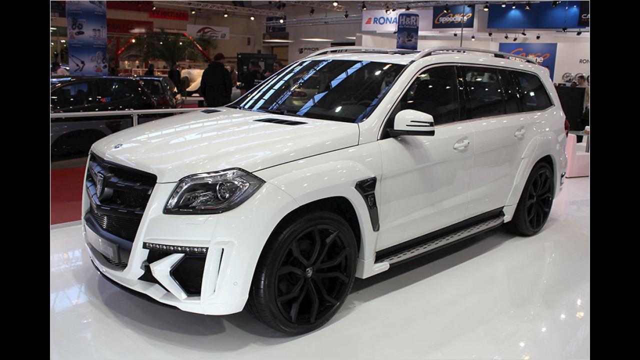 Larte Design Mercedes GL
