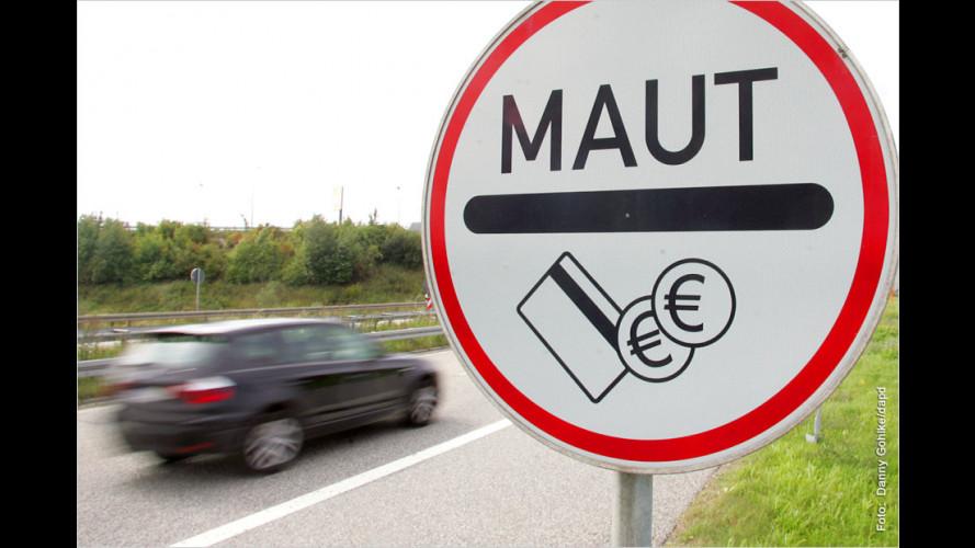 Mautgebühren für Auto und Wohnmobil im Ausland (2016)