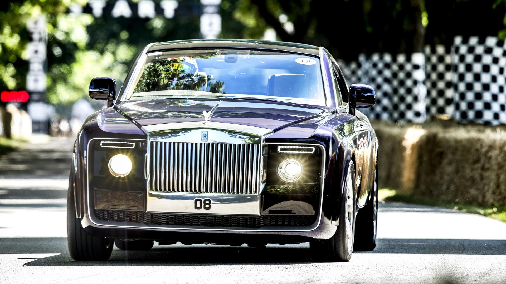 Rolls Royce Sweptail At 2017 Goodwood Festival Of Speed 1991681