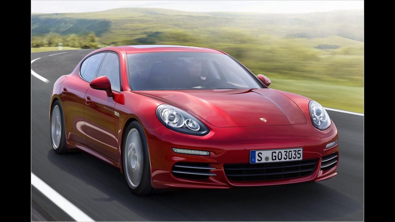 Porsche: Panamera oder Cayenne?