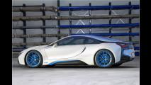 H&R veredelt den BMW i8
