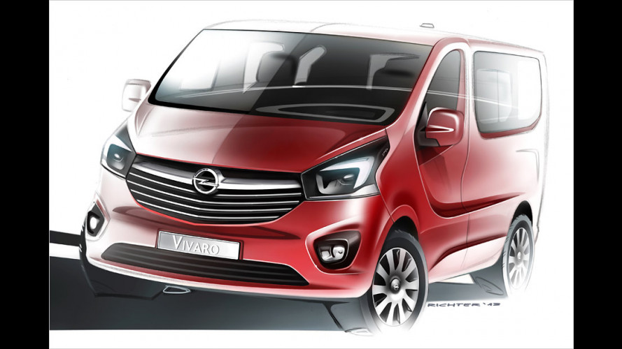 Neuer Renault Trafic und Opel Vivaro im Anmarsch: Doppel-Decker