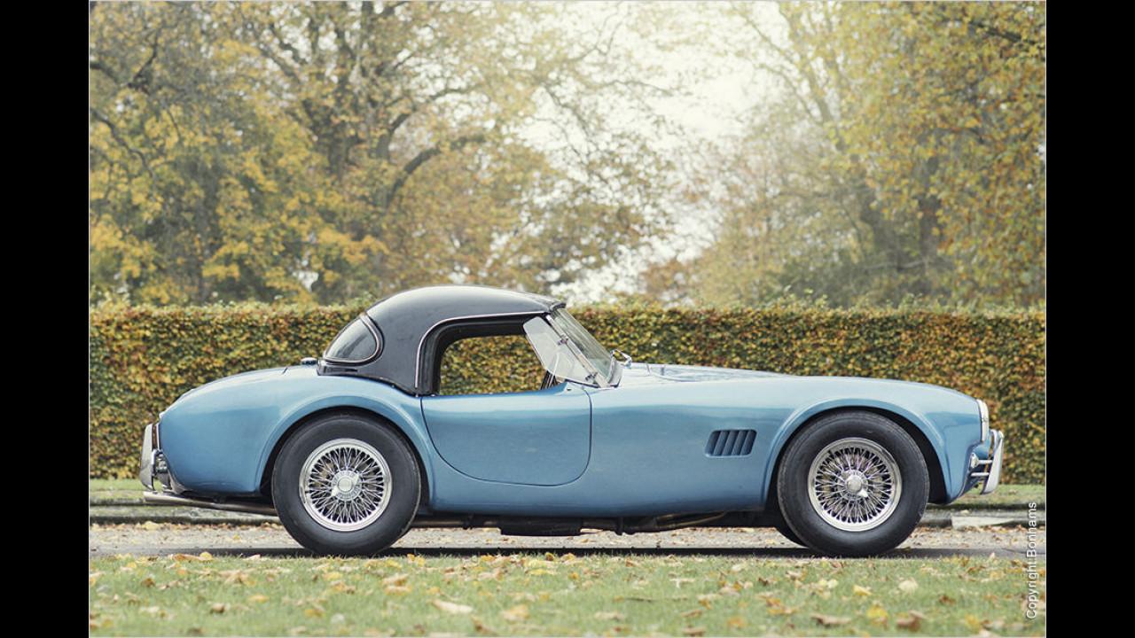 AC Cobra 289 Mark II (1966): 937.250 Euro