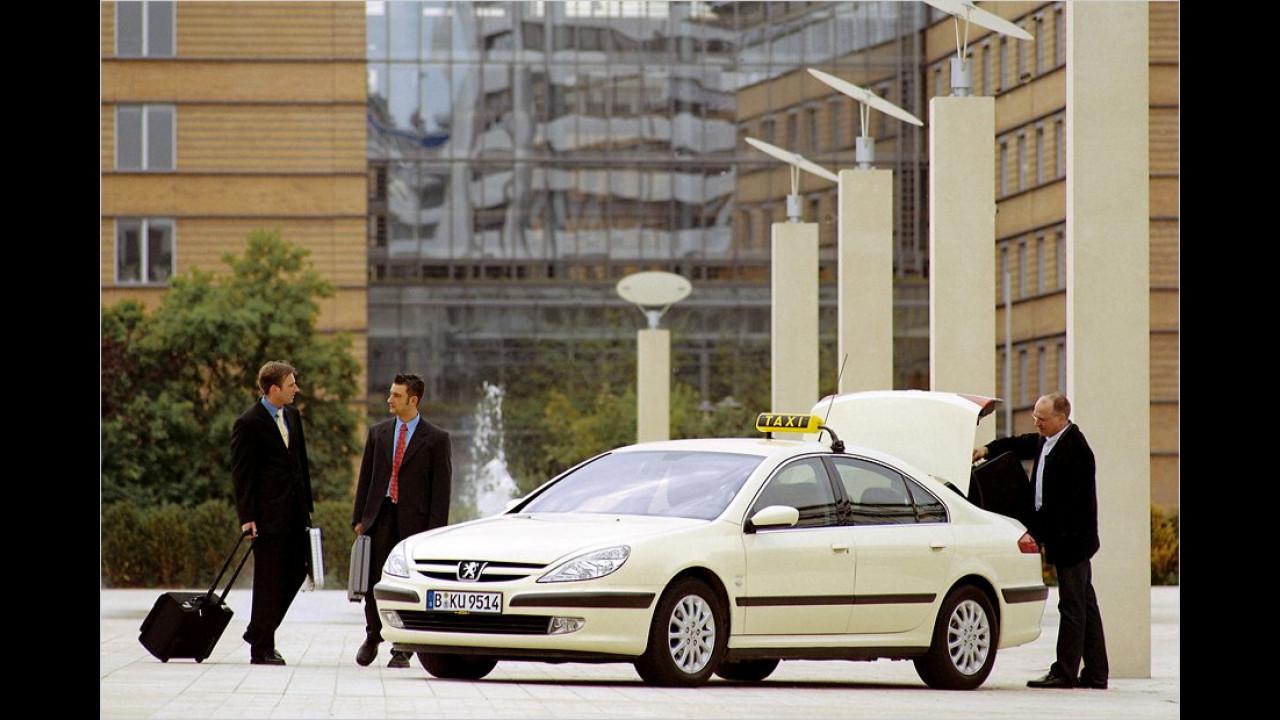Peugeot 607 (2000)